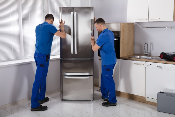 appliance movers texas